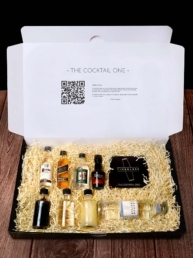 Tin and Glass Cocktail Experience Box