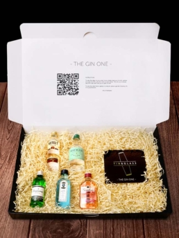 Tin and Glass Gin Experience Box